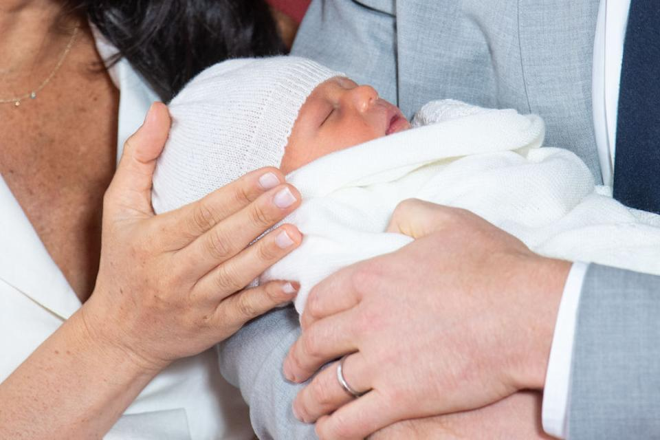 Baby Archie will be accompanying his parents the Duke and Duchess of Sussex on a royal tour to South Africa in the autumn [Photo: Getty]