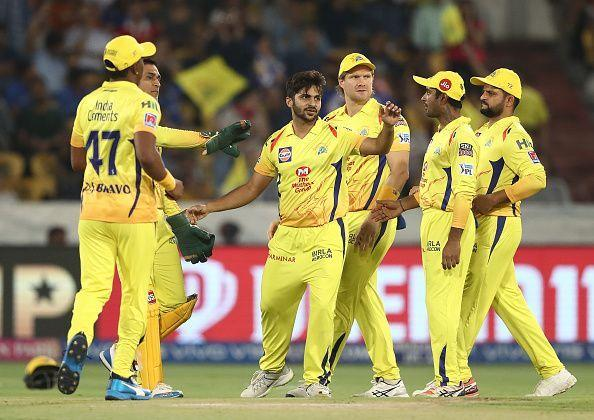 CSK are one of the favorites to win the title this year