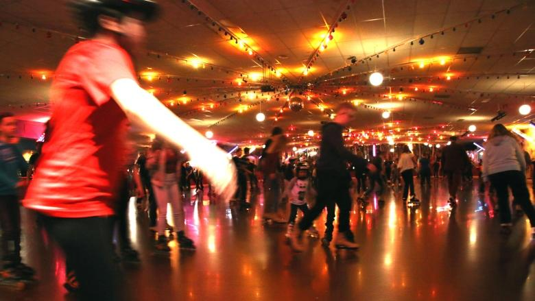 Get your roll on: Southgate's pop-up roller rink to benefit youth organization