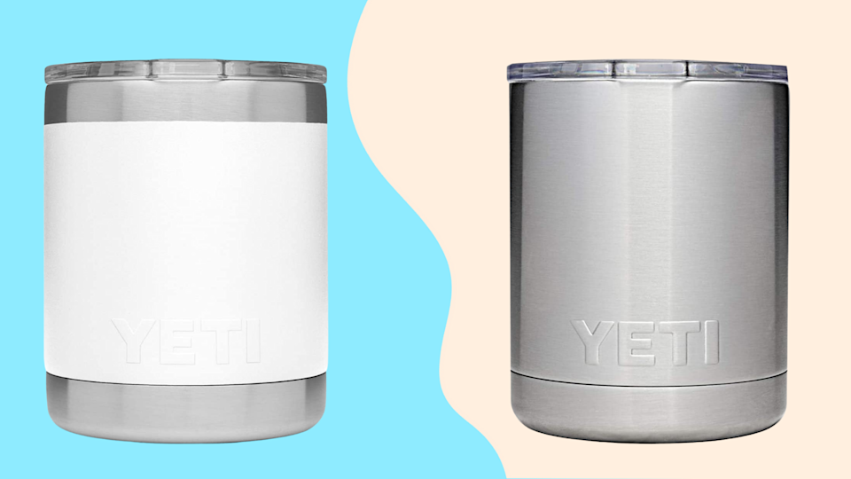 No need for a glass with this Yeti around.