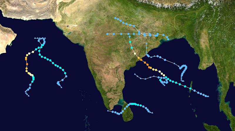 Low Pressure Area Likely to Form Over Bay of Bengal Around June 8, Odisha May Witness Rainfall