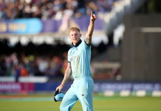 FILE PHOTO: Cricket - ICC Cricket World Cup Final - New Zealand v England