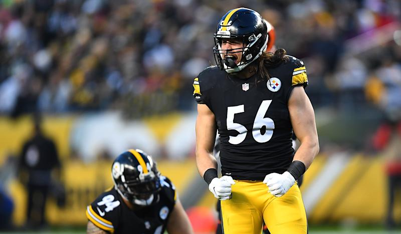 Pittsburgh Steelers Linebacker Reportedly Arrested On Sunday