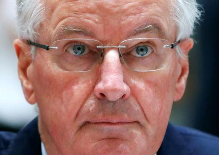Barnier raises question over the UK's White Paper