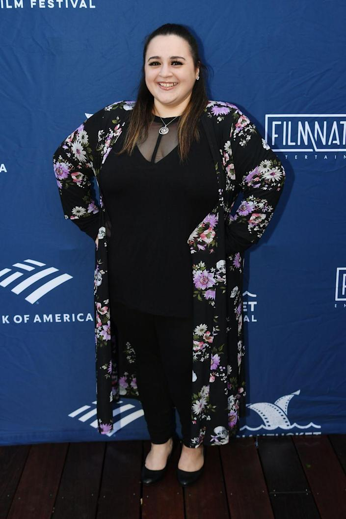 """<p>In 2011, it was revealed that Blonsky was working as a <a href=""""https://www.eonline.com/news/280103/hold-on-to-your-hairpieces-hairspray-s-nikki-blonsky-lands-job-at-salon"""" rel=""""nofollow noopener"""" target=""""_blank"""" data-ylk=""""slk:hair and makeup artist at Superstar Salon"""" class=""""link rapid-noclick-resp"""">hair and makeup artist at Superstar Salon</a> in Long Island, New York. Recently, the <em>Hairspray </em>star reunited with some of her former costars at the Nantucket Film Festival in 2019. </p>"""