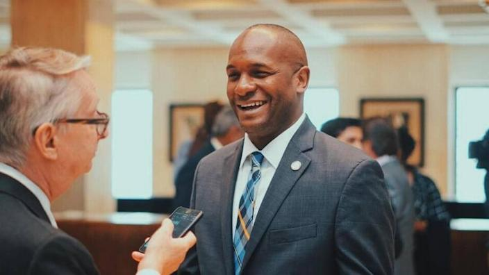 State Rep. Bobby DuBose, D-Fort Lauderdale