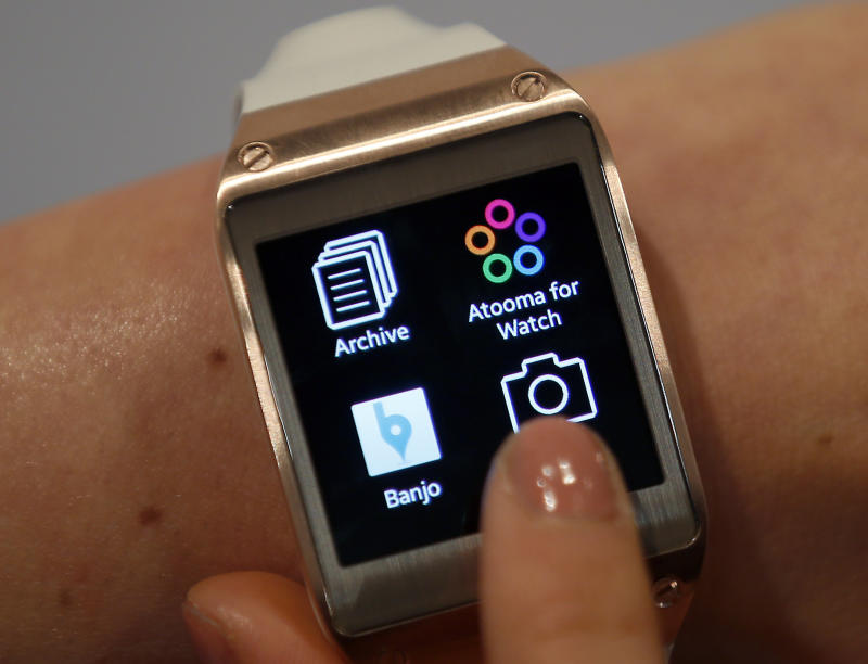 Smartwatches abound. But who really wants one?