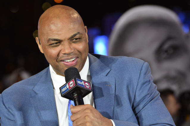 Charles Barkley lashed out at Fox News during his monologue on 'Saturday Night Live.'