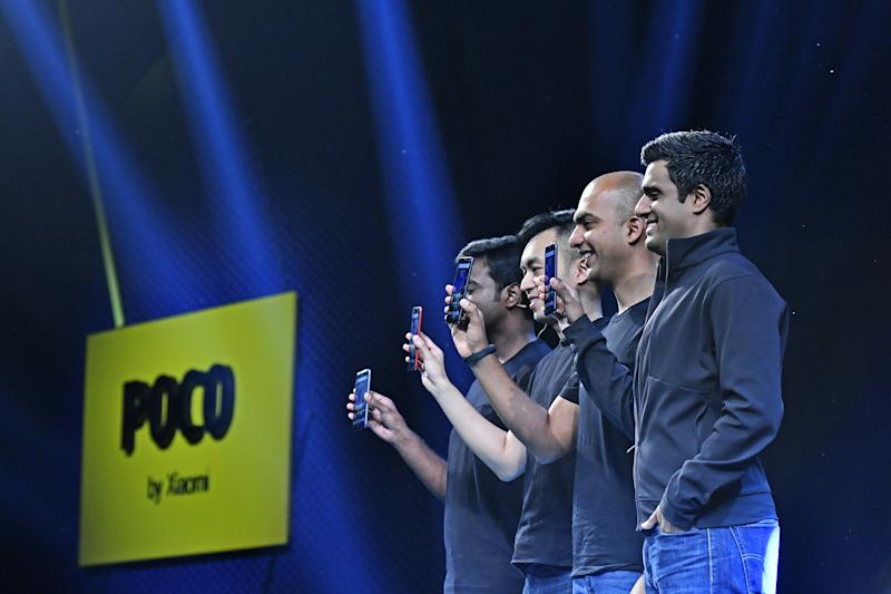 Xiaomi makes POCO an independent brand in India