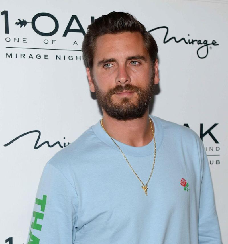 The man of the moment is Lord Scott Disick (pictured here earlier this year). Source: Getty