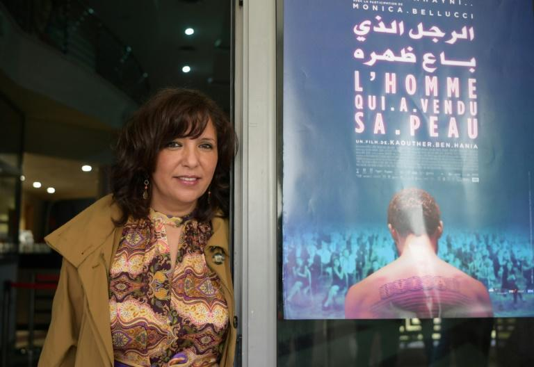 Tunisian writer-director Kaouther Ben Hania's film 'The Man Who Sold His Skin' tells the story of a Syrian refugee who is able to travel to Europe thanks to a Faustian pact