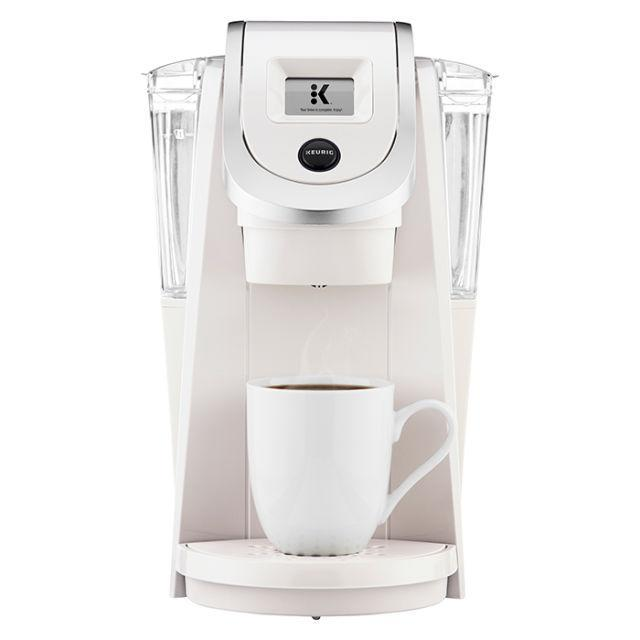 """<p>This minimalist Keurig makes everything from coffee to mochas. ($119.99; <a href=""""https://www.walmart.com/ip/Keurig-K200-Coffee-Maker-Sandy-Pearl/49574595"""" rel=""""nofollow noopener"""" target=""""_blank"""" data-ylk=""""slk:walmart.com"""" class=""""link rapid-noclick-resp"""">walmart.com</a>)</p><p><strong><a href=""""https://www.walmart.com/ip/Keurig-K200-Coffee-Maker-Sandy-Pearl/49574595"""" rel=""""nofollow noopener"""" target=""""_blank"""" data-ylk=""""slk:BUY NOW"""" class=""""link rapid-noclick-resp"""">BUY NOW</a></strong><br></p><p><strong>RELATED: <a href=""""http://www.redbookmag.com/food-recipes/features/g3222/cold-brew-coffee-recipes/"""" rel=""""nofollow noopener"""" target=""""_blank"""" data-ylk=""""slk:25 Cold-Brew Coffee Recipes For Your #CaffeinateMe Mornings"""" class=""""link rapid-noclick-resp"""">25 Cold-Brew Coffee Recipes For Your #CaffeinateMe Mornings</a></strong><br></p>"""