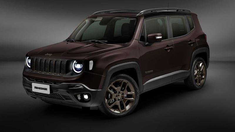 Jeep Renegade 2020 (Oficial)