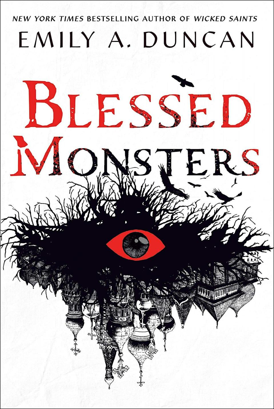 [April 5th AM] BLESSED MONSTERS' Emily A. Duncan on Skyrim, Cosmic Horror, and Kissing Monsters_1