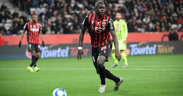 Foot - L1 - Nice - Nice : Malang Sarr indisponible trois semaines