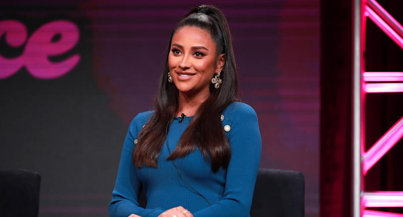 Shay Mitchell (Photo by Rich Fury/Getty Images)