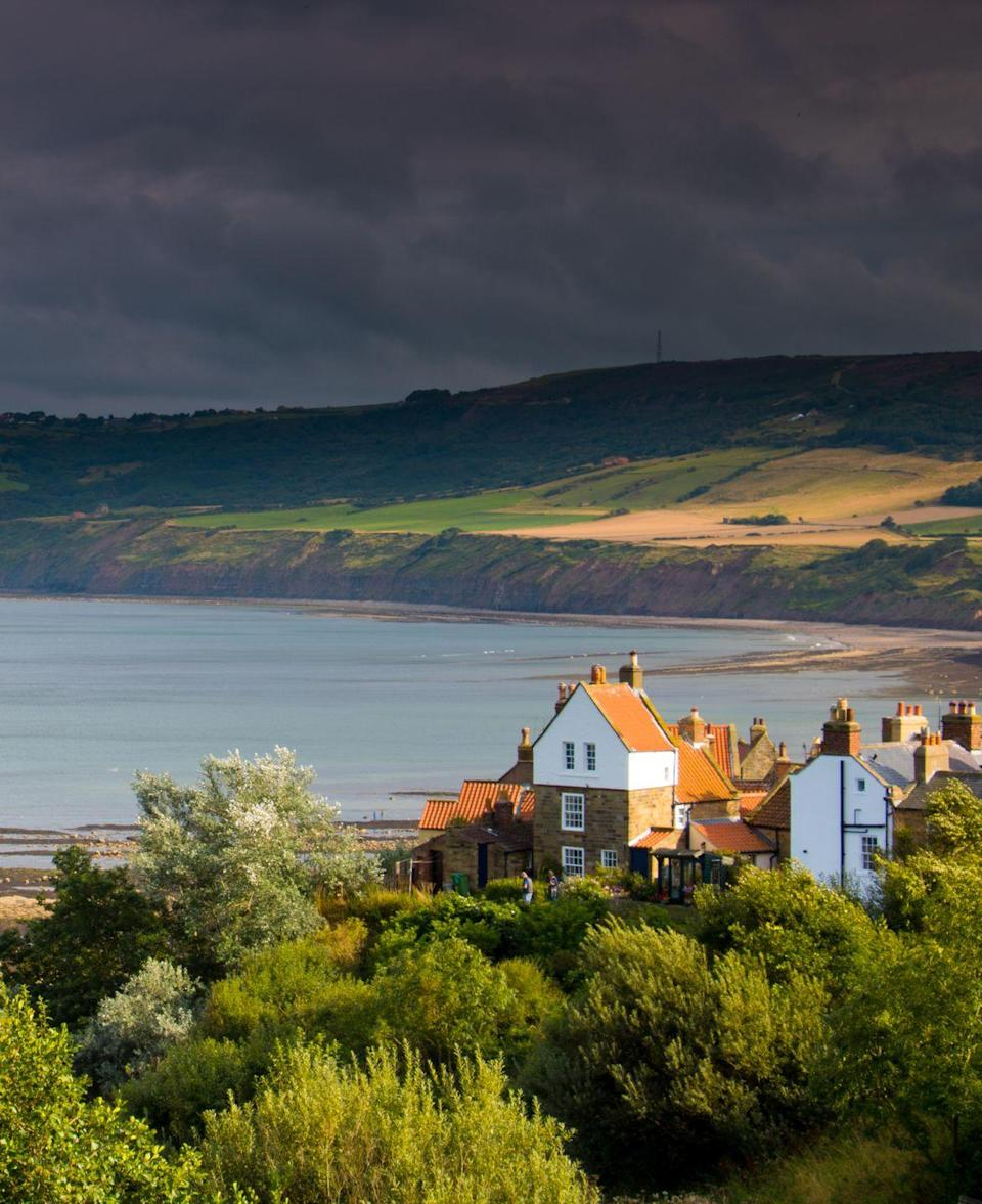 <p>How glorious! This picturesque old fishing village looks like something from a postcard, with charming cottages, towering cliffs and cobbled lanes. </p>