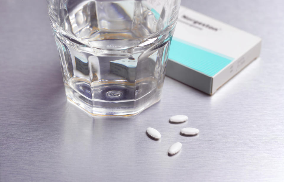 Birth control abortion drug, morning after pill