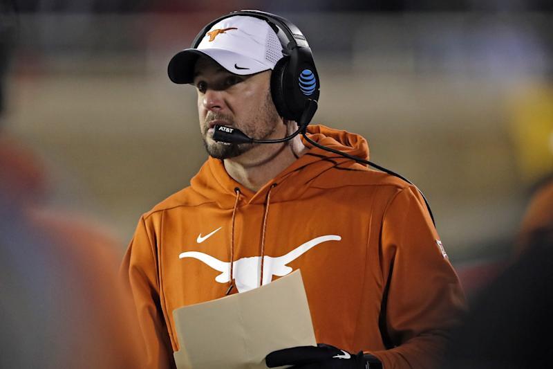 Texas gives Herman 2-year contract extension