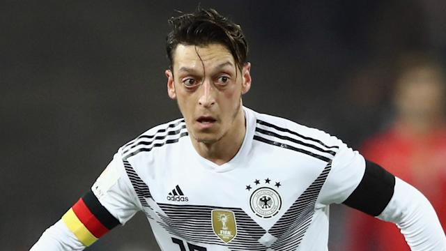 The German Football Federation has hit back following the Arsenal midfielder's explosive statement on Sunday