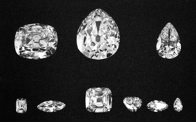 The Cullinan diamond, discovered in Cullinan diamond mine east of Pretoria, South Africa, is the largest rough diamond ever found  - Wikipedia