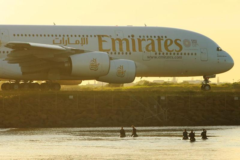 Emirates CEO says airline has received approval to fly again: Getty Images