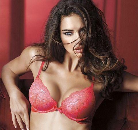 So romantic - Lima reveals she flew to Paris just to tell a man she loved him Photo: VictoriasSecret.com