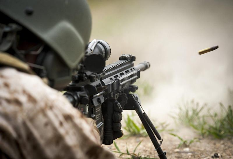 By Staff Sgt. Ezekiel Kitandwe - https://www.dvidshub.net/image/1458476/4th-recon-conducts-shooting-package, Public Domain, https://commons.wikimedia.org/w/index.php?curid=56524023