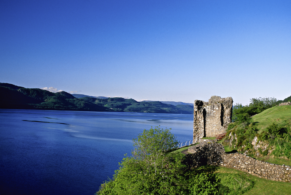 """<p>Let's face it – all of Scotland's Highlands and Islands should be on any self-respecting bucket list, but top prize goes to Loch Ness, for its imagination-piquing monster factor. The deep freshwater lake near Inverness may have plenty of room for a prehistoric creature to lurk – in fact, the loch contains more water than every lake in England and Wales combined – but there's spectacular scenery, isolated forts and remote lighthouses worthy of your attention, too.</p><p><strong>Where to stay: </strong>Keeping watch for Nessie comes easily to guests of the <a href=""""https://lochnesslodge.cobbshotels.com/"""" rel=""""nofollow noopener"""" target=""""_blank"""" data-ylk=""""slk:Loch Ness Lodge"""" class=""""link rapid-noclick-resp"""">Loch Ness Lodge</a>, where every room overlooks the water. </p>"""