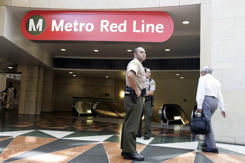 LA Transit Security Boosted After Subway Threat