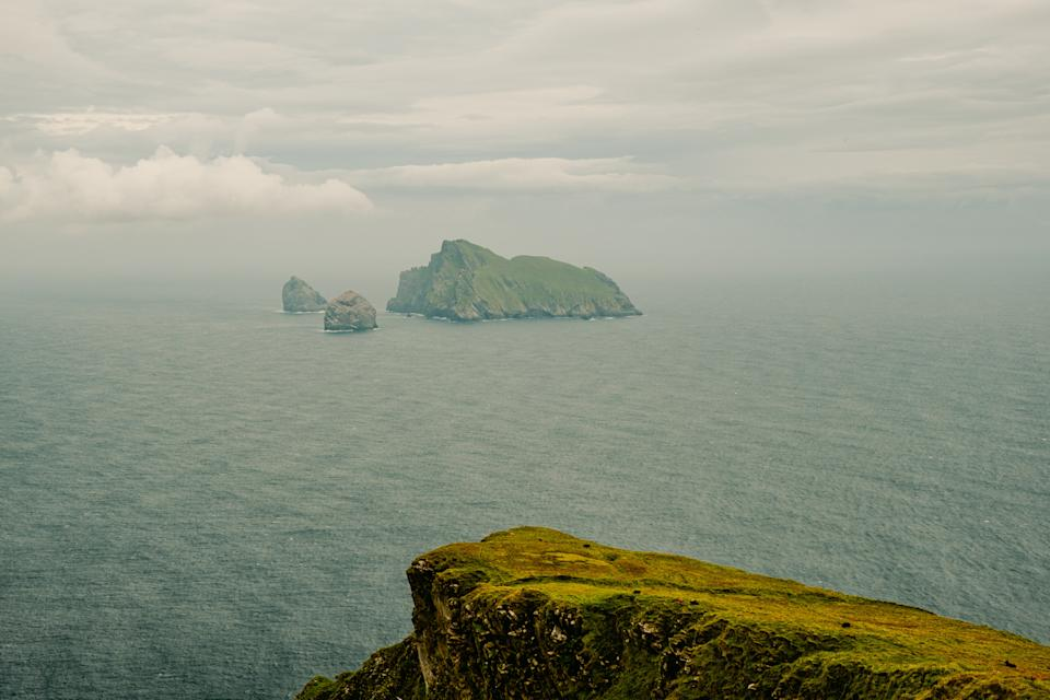 Another stunning image from St Kilda. (SWNS)