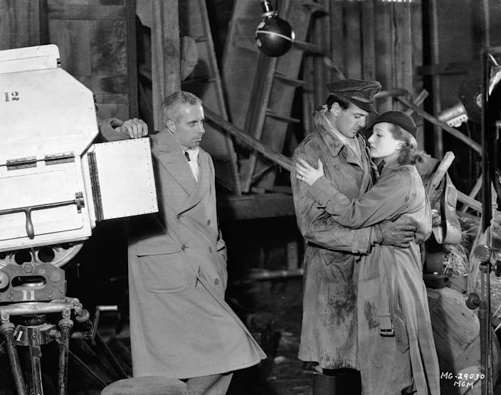 """<p>After all, a series of subpar roles could lead to labels that were hard to shake. The Independent Theatre Owners Association of America labeled Marlene Dietrich, Greta Garbo, and Katharine Hepburn <a href=""""https://www.biography.com/news/joan-crawford-biography-facts"""" rel=""""nofollow noopener"""" target=""""_blank"""" data-ylk=""""slk:&quot;box-office poison&quot;"""" class=""""link rapid-noclick-resp"""">""""box-office poison""""</a> in the mid-'30s. Hepburn eventually navigated herself out of the situation, but not every actress could.</p>"""