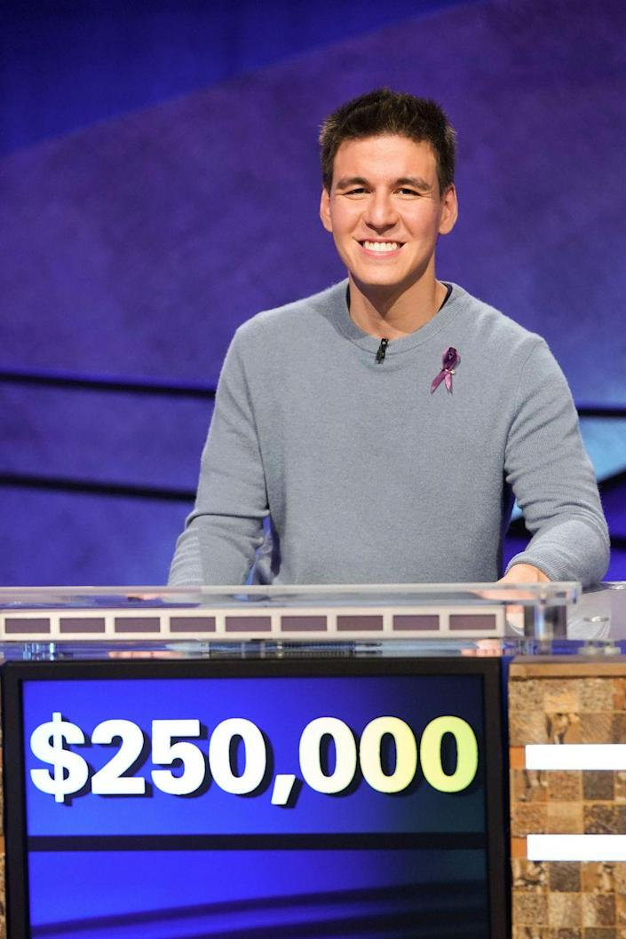 <p>James Holzhauer came to <em>Jeopardy! </em>armed to succeed, owing to his background as a professional sports gambler. Holzhauer's unique skills and experiences in that line of work didn't disappoint: over a 32-game streak in 2019, he earned $2,462,216, and became known for his gutsy strategy of betting nearly everything he had in Final Jeopardy to double his earnings. Holzhauer became the first and only player to earn over $100,000 in a single episode, setting a new record for highest single-game earnings at $131,127. Like Jennings, Holzhauer remains in the <em>Jeopardy!</em> orbit, but continues to loom large in the sports betting world, contributing to <em>The Atlantic</em>'s sports coverage.</p>