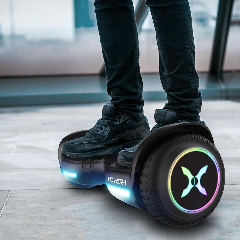 <p>Get this <span>Hover-1 Nova LED Lights Hoverboard</span> ($79) for the teenager in your life.</p>