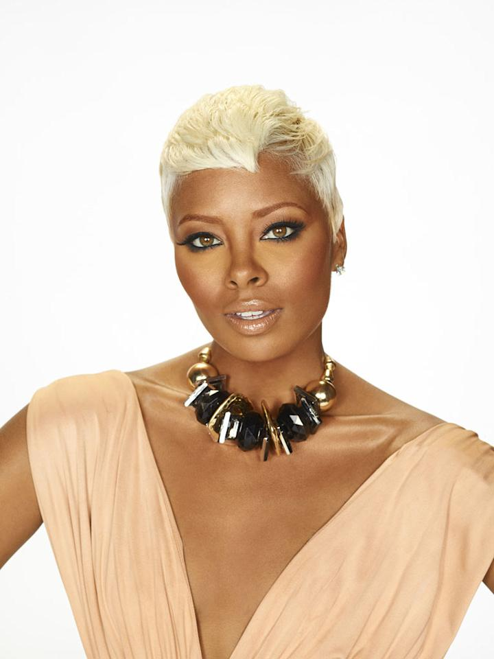 "Eva Marcille hosts ""Hair Battle Spectacular."""