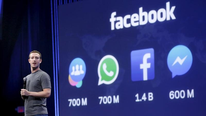 Facebook Accused of Snooping, Collecting Data Through Its Apps