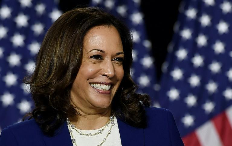 White House hopeful Joe Biden's running mate, US Senator Kamala Harris, is the first black woman and first Indian American to be on a major party presidential ticket