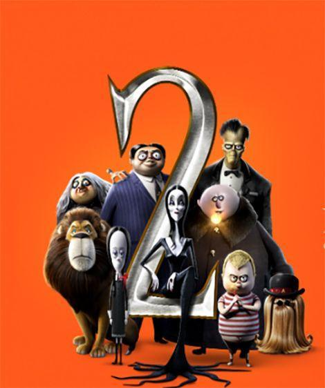 <p><strong>Release Date:</strong> October 8, 2021</p><p>It wouldn't be Halloween without a visit from the Addams Family in some shape or form. This time, it's a sequel to the 2019 animated movie, the one with characters that look more like the original Charles Addams cartoons. Oscar Isaac and Charlize Theron return as Gomez and Morticia Addams, and <em>SNL</em>'s Bill Hader also joins the cast.</p>