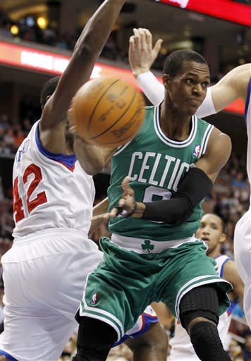 Turner's career-high 26 leads 76ers over Celtics