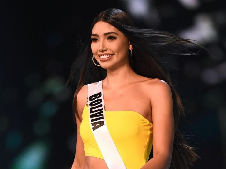 Miss Bolivia Universe stripped of crown for 'breach of contract' days before confirming pregnancy