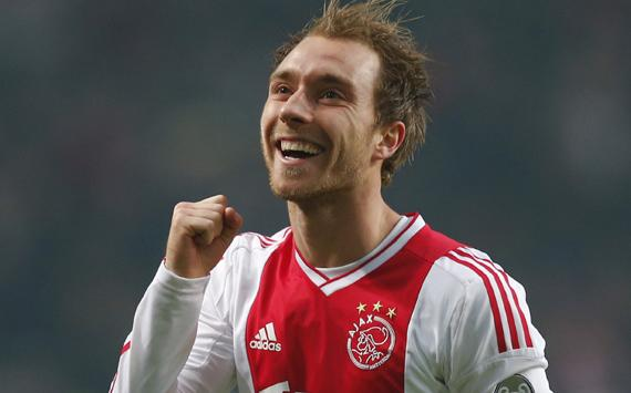 VIDEO: The best moments from Tottenham playmaker Eriksen's time at Ajax