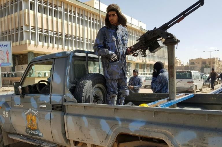 Libyan commander orders forces to 'advance' on Tripoli