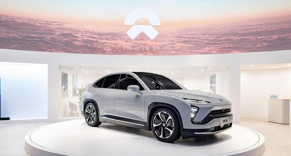 Why NIO Stock Is Up Today