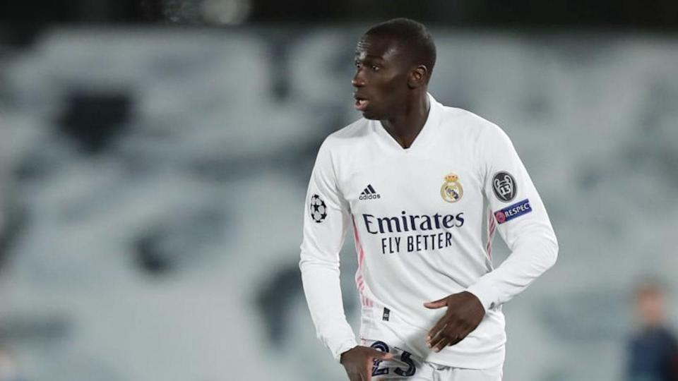 Ferland Mendy, Real Madrid | Gonzalo Arroyo Moreno/Getty Images