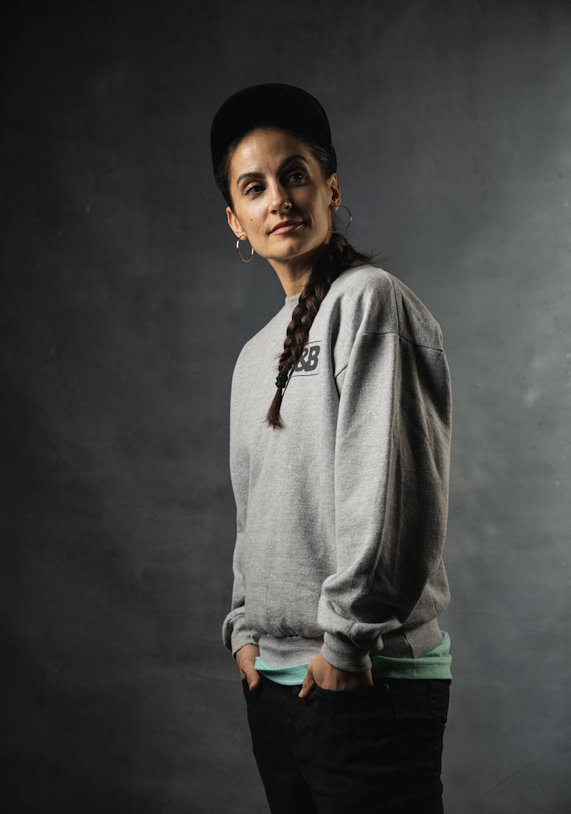 Jeskilz has been a part of the breakdancing community for 18 years, where she's consistently made efforts to shed light on female dancers. (Photo: Carlo Cruz/Red Bull BC One)