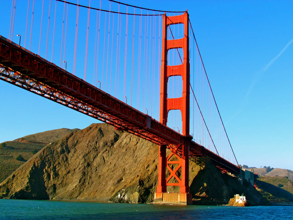 <p>One of three California cities on the list, SF had a median multiple of 9.2. A recent WalletHub study found that found that average home prices are about 14 times greater than annual incomes in San Francisco.<br /> (Jeff Gunn/Creative Commons) </p>