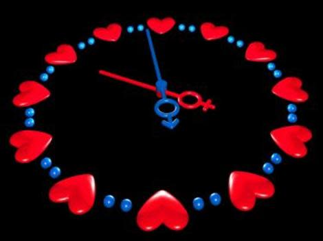 Should you plan your sex around a clock?
