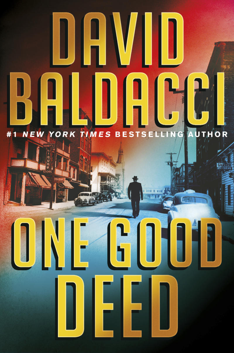 Book Review - One Good Deed