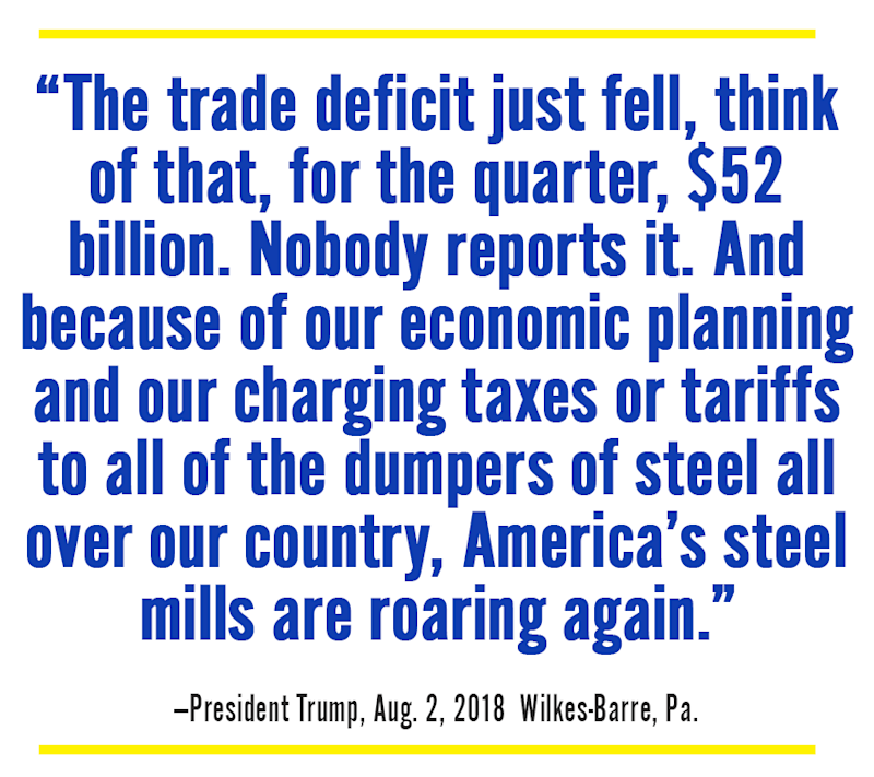 What Trump doesn't understand about trade and tariffs