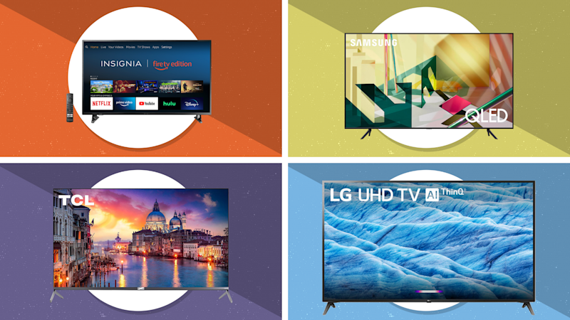 The best TV sales for the 4th of July are right here! (Photo: Yahoo Life)